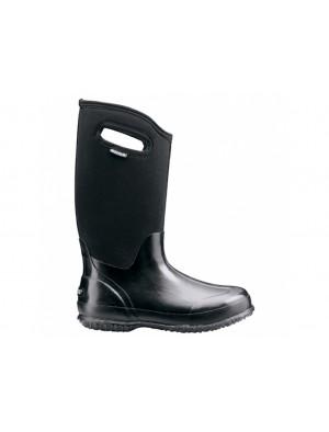 Dámské boty Classic High Solid - lesklé