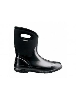 Dámské boty Classic Mid Solid - lesklé