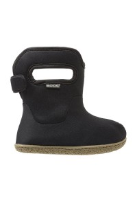 Dětské boty Baby Bogs Classic Solid - Black