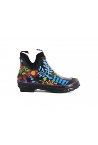 Dámské boty Harper - černé MULTI