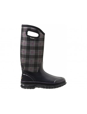 Classic Winter Plaid High - black multi
