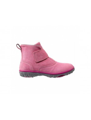 Dětské boty Wall Ball Hook+Loop Boot - růžové