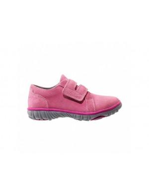 Dětské boty Wall Ball Hook+Loop Shoe - růžové