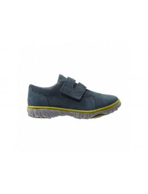 Dětské boty Wall Ball Hook+Loop Shoe - modré
