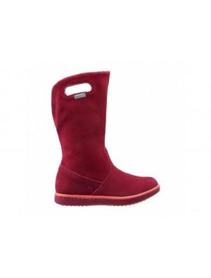 Dětské boty Boga - červené