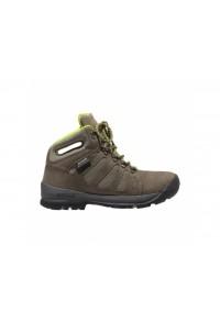 Dámské boty Tumalo - hnědé/zelené