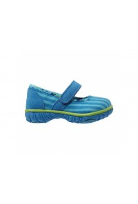 Dětské boty Hop Scotch Maryjane - Aqua