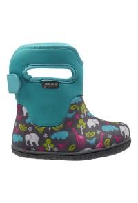 Dětské boty Baby Bogs Classic Animals - Aqua