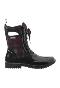 Dámské boty Sidney Lace Plaid - Black Multi