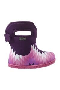 Dětské boty Baby Bogs Classic Native - Purple Multi