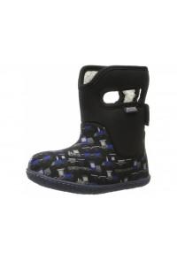Dětské boty Baby Bogs Classic Choo Choo - Black Multi