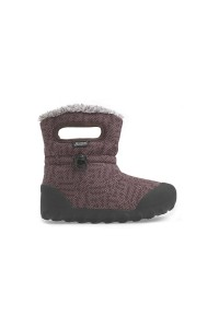 Dětské boty B-Moc Dash - Plum