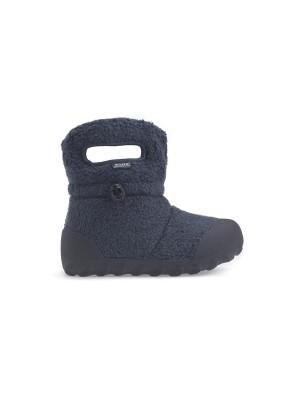 Dětské boty B-Moc Fleece - Blue