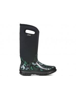 Dámské boty Classic High Butterfly - černé multi