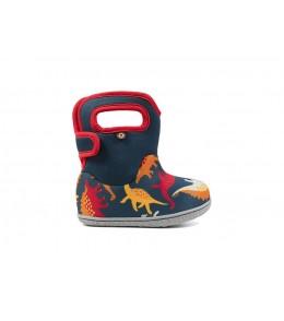 Dětské boty Baby Bogs Classic Dino Indigo