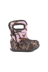 Dětské boty Baby Bogs Classic Camo - Pink