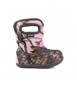 Dětské boty Baby Bogs Classic Camo - Pink