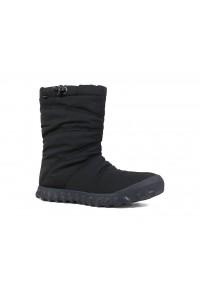 Dámské boty B PUFFY MID - černé