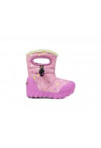 Dětské boty B-Moc Plus - Pink Multi