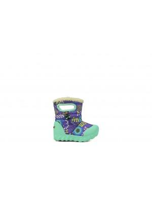 Dětské boty B-Moc Reef - Purple