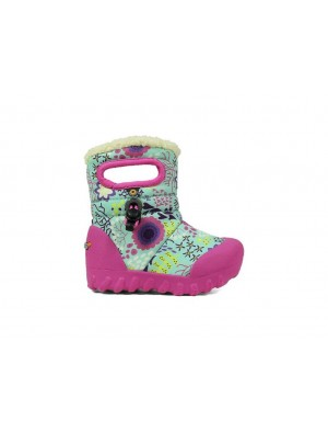 Dětské boty B-Moc Reef - Mint Green