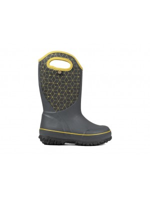 Dětské boty Slushie WEB GEO - Dark Gray Multi
