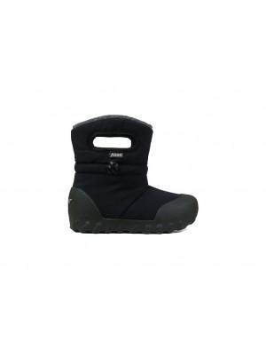 Dětské boty B-Moc Puff Black