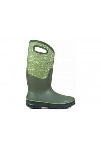 Dámské boty Classic Tall Appaloosa Olive