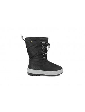 Dětské boty Snownights - černé