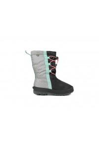 Dětské boty Snownights - tyrkysové