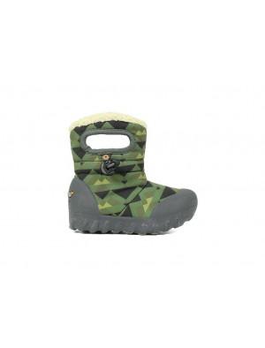 Dětské boty B-Moc Mountain Green