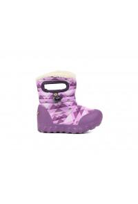 Dětské boty B-Moc Mountain Purple