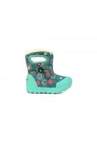 Dětské boty B-Moc Bullseye Turquise