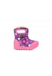 Dětské boty B-Moc Bullseye Purple