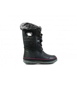 Dětské boty ARCATA KNIT Black