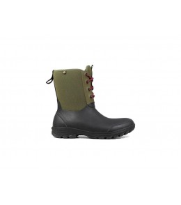 Pánské boty Sauvie Snow Olive