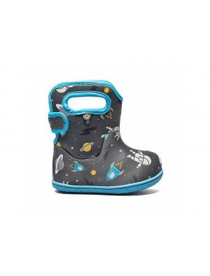 Dětské boty Baby Bogs Classic Space Man