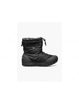 Dětské boty B-Moc Snow - Black