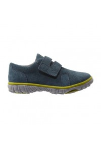 0e9f4cc6756 Dětské boty Wall Ball Hook+Loop Shoe - modré