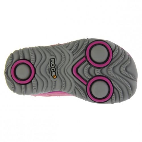 5be86a99eda ... Dětské boty Wall Ball Hook+Loop Boot - růžové