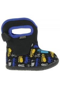 Dětské boty Baby Bogs Classic Track - Black Multi