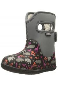 Dětské boty Baby Bogs Classic Animals - Gray Multi