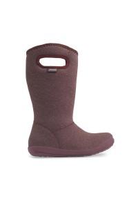 Dámské boty Charlie Melange - fialové