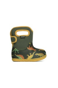 Dětské boty Baby Bogs Classic Dino - Moss Multi