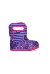 Dětské boty Baby Bogs Pansy - Violet Multi