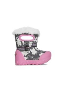 Dětské boty B-Moc Bears - Dark Gray Multi