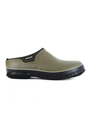 Pánské boty Urban Farmer slide - zelené