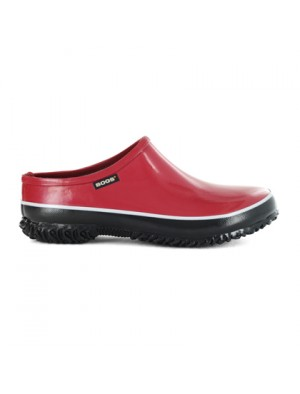 Dámské boty Urban Farmer slide - červené