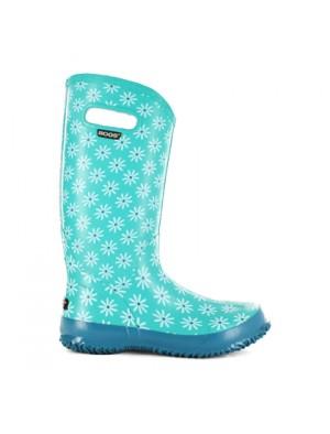 Dámské boty Rainboot Teal Daisy