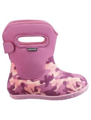 Dětské boty Classic Camo - růžová